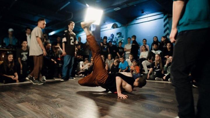 В Архангельске пройдет большой чемпионат уличного и современного танца