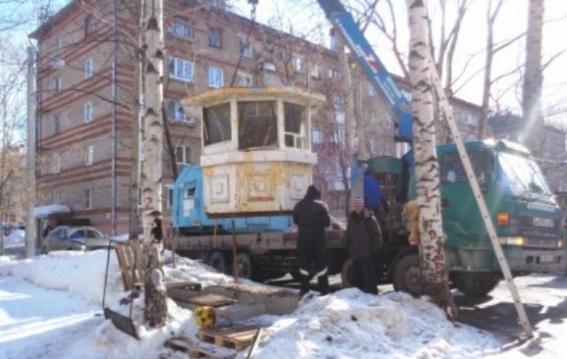 В Перми ликвидировали незаконную автостоянку около сквера Миндовского и ТРК «Столица»