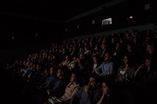 Кинопоказ пройдет в актовом зале Добролюбовки