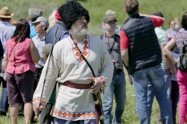 Этнические казаки считают, что в стране нарушаются их конституционные права
