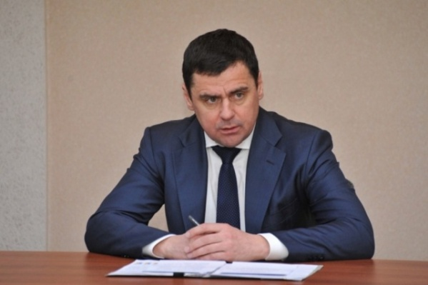 Дмитрий Миронов подал документы на праймериз партии власти