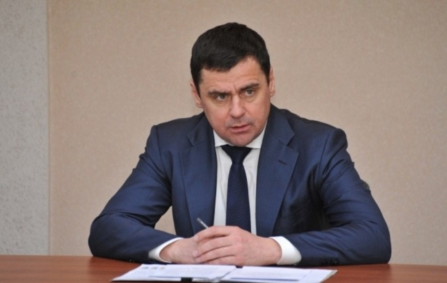 Дмитрий Миронов пойдет на выборы губернатора Ярославской области от «Единой России»