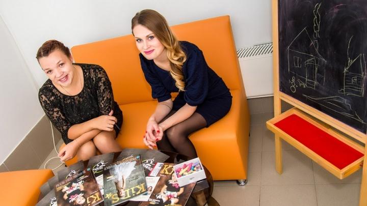 Бизнес в декрете: челябинки-соседки познакомились и открыли модельное агентство для детей