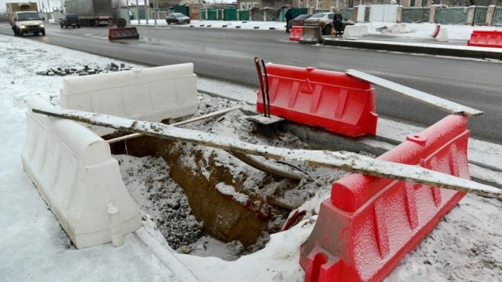 Шоссе Авиаторов в Волгограде «домучают» к концу января