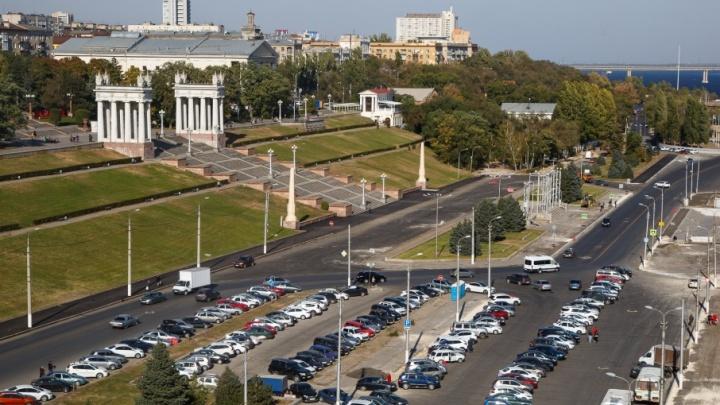 В Волгограде ради болельщиков ЧМ-2018 на месяц закроют центр города