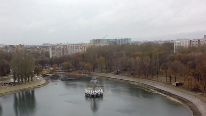 В парке Металлургов предлагают разместить новый кордодром