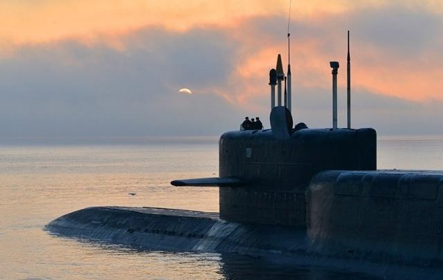 Подводный крейсер «Казань» спустят на воду 30 марта