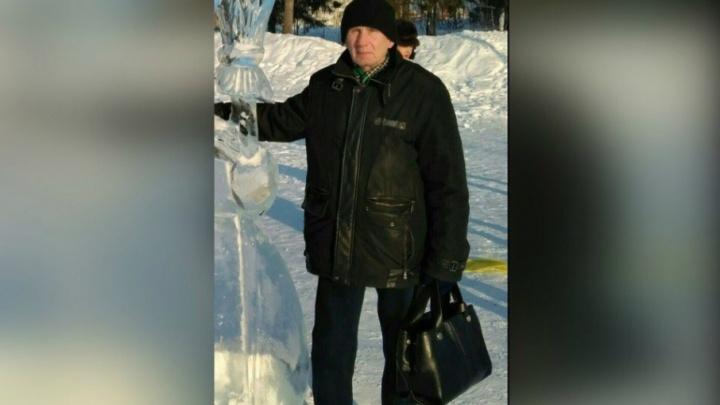«Были проблемы с памятью»: в Чусовом пропал 63-летний мужчина