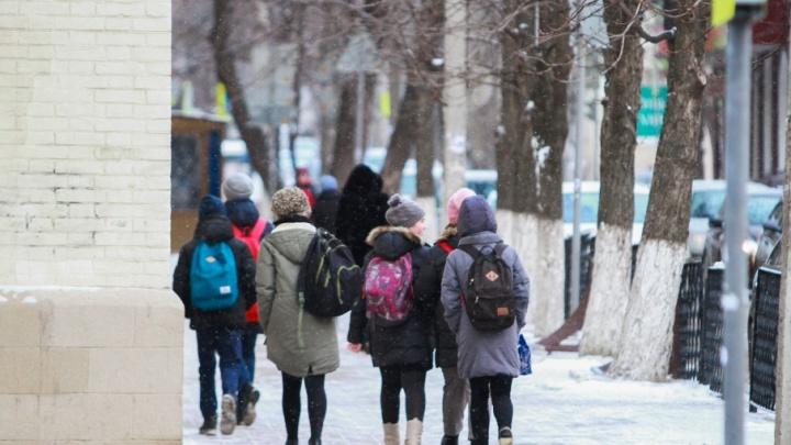 Директора шахтинской гимназии наказали за слишком низкую температуру в классах