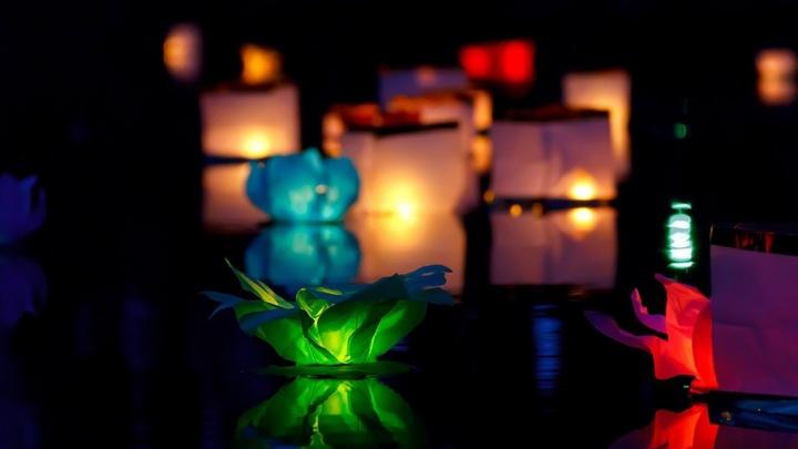 На водоеме САФУ впервые проведут фестиваль водных фонариков