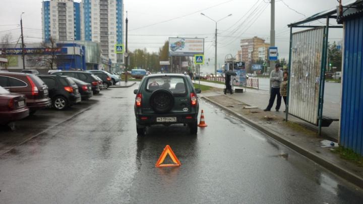 На Московском проспекте женщина-водитель сбила 11-летнего школьника