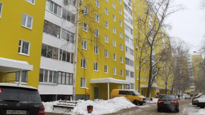 Расплатиться за яркие фасады на Московском шоссе: фонду капремонта дали еще один кредит