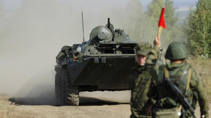 С мирной миссией: на Южный Урал прибудут три тысячи военных из стран ШОС