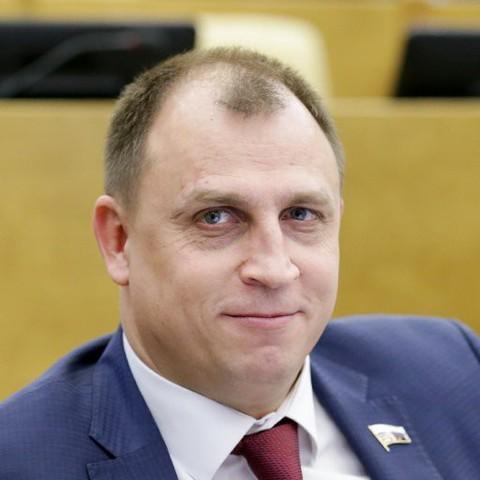 Депутат Госдумы от Петербурга, член фракции «Единая Россия» Сергей Вострецов
