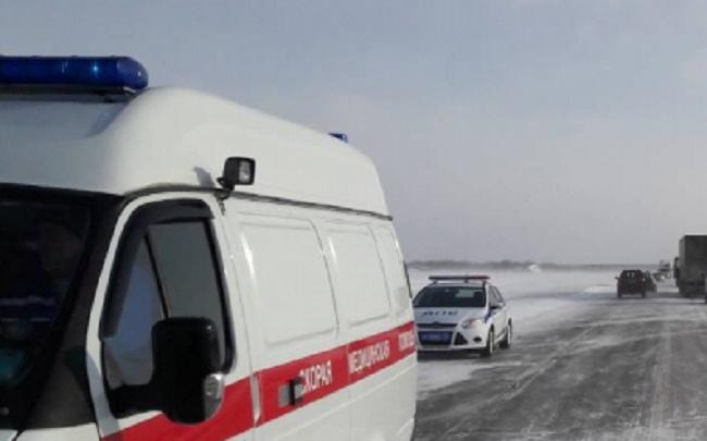 На 23-м километре Ирбитского тракта при столкновении двух иномарок пострадал ребенок