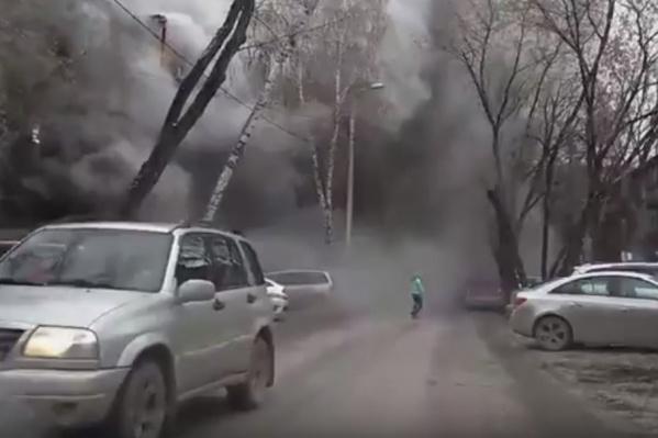 Водителям и пешеходам стоит быть осторожными