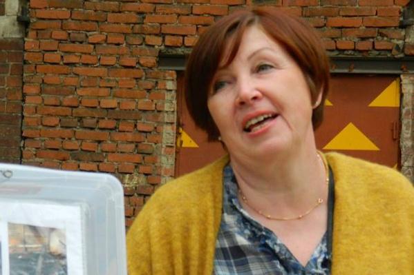 Елена Богданова всегда реагирует на новости из жизни города