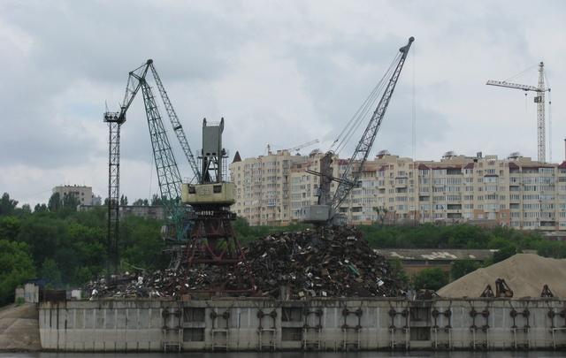 Волгоградцы отказались превращать порт и бывшие заводы в территории устойчивого развития