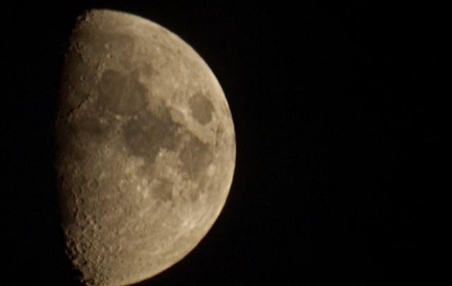 Пермяки увидят «танец» Луны и Юпитера