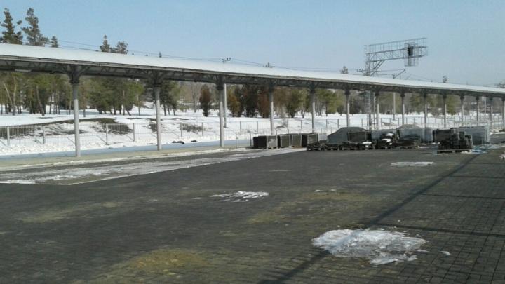 Новую платформу на Мамаевом кургане в Волгограде откроют к 9 мая