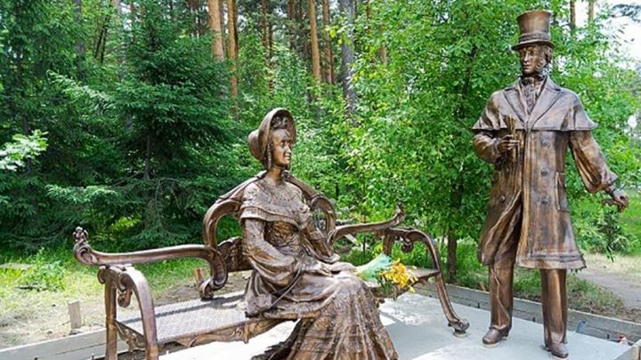 «Говорят, памятник не настоящий»: батайского Пушкина втихую подменили