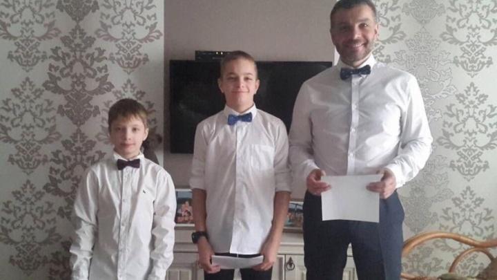 Депутат Алексей Малютин стал самым многодетным отцом в муниципалитете