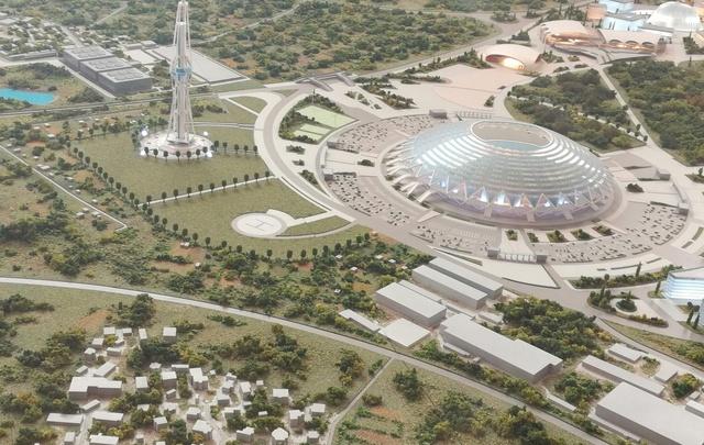 Студенческий кампус, стартапы и R&D-центр: «Гагарин-центр» заняли еще до строительства
