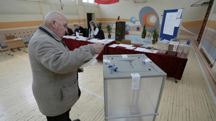 «Больше трети воздержались»: публикуем предварительные итоги выборов президента на Южном Урале
