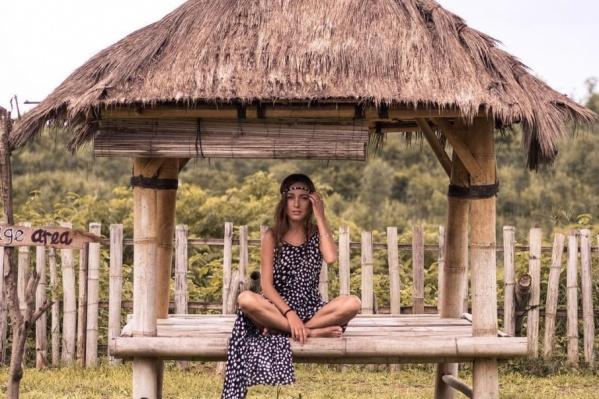 На Бали Алина оказалась в январе 2017 года — впервые и, как оказалось, насовсем