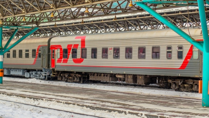 Пассажиры поезда Самара — Москва прихватили с собой белье «на память»