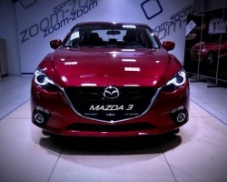 «Автомир» представит новую Mazda3