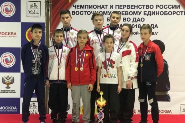 Ростовские спортсмены стали лучшими среди 200 участников
