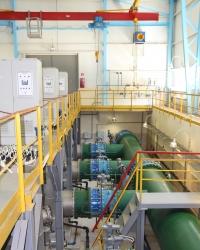 Водоканал рассказал о трех важных объектах для очистки воды