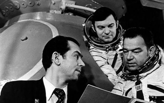 Советский летчик-космонавт Георгий Гречко скончался на 86-м году жизни