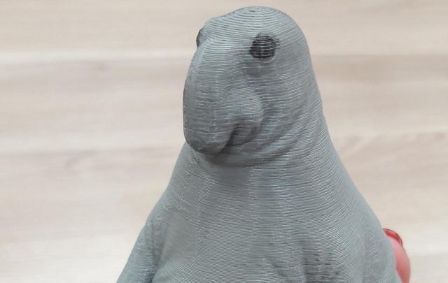 В Самаре студенты политеха наладили печать фигурок Ждуна на 3D-принтере