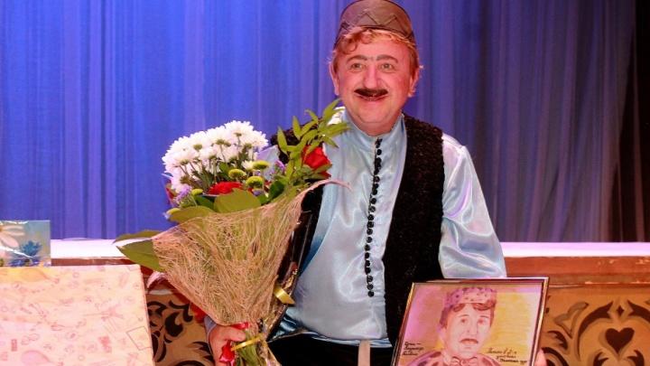 Режиссер волгоградского музыкального театра отметил юбилей на сцене