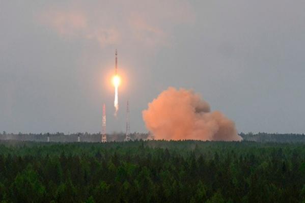 Ракету запустили 23 июня в 21:04
