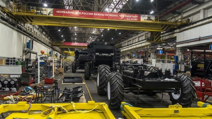На Дону в первом полугодии промышленность выросла на 8,3%
