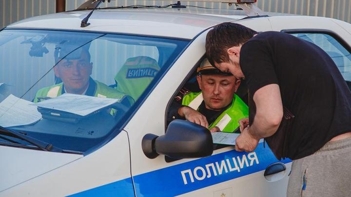 Молодой нарушитель попал под колеса авто в Челябинске