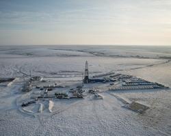 «Газпромнефть-Региональные продажи» начали поставки топлива по зимникам