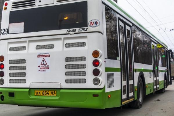 Во всех автобусах должны быть кондиционеры