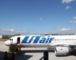 Авиакомпания «ЮТэйр» впервые получила новый Airbus