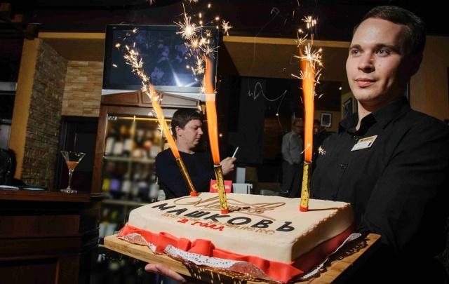 27 октября в стейк-хаусе Bar&Grill отметил свой день рождения жилой комплекс «Машковъ»!