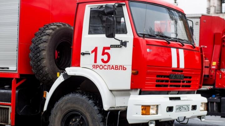 В Ярославской области во время пожара погибла бабушка
