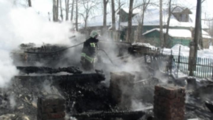 В доме с печкой в Переславском районе сгорела пенсионерка