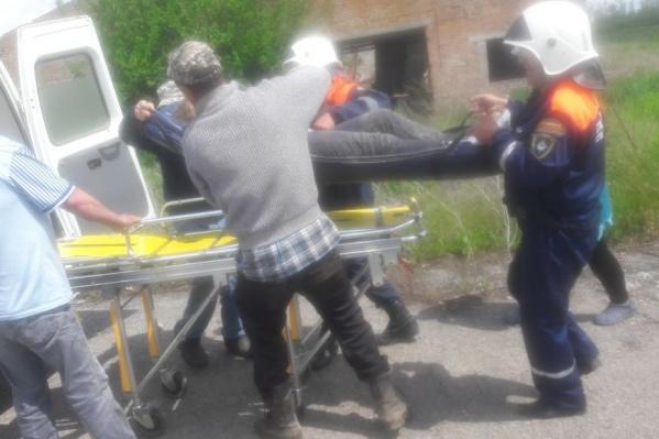 Один человек погиб, двое ранены в результате взрыва на карьере