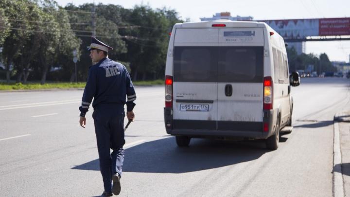 К проверке маршрутчиков в Челябинске подключат передвижной пункт техосмотра
