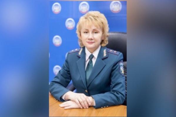 Тамару Зыкову назначили руководителем УФНС России по Тюменской области в 2014 году
