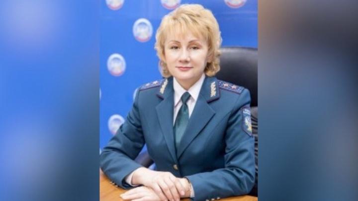 Начальницу тюменской налоговой Тамару Зыкову отправили под домашний арест