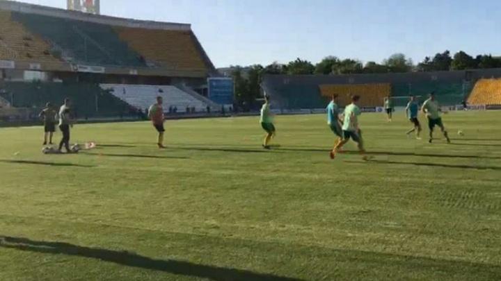 Ни одного гола: «Шиннник» всухую сыграл с «Балтикой»